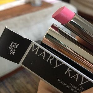 Pink Chérie true dimensions lipstick